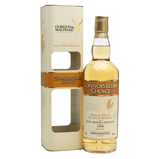 Connoisseurs Choice 1999 Royal Brackla Whisky