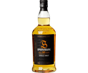 Springbank 10 years Campbeltown