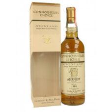 Connoisseurs Choice 1988 Aberfeldy Whisky