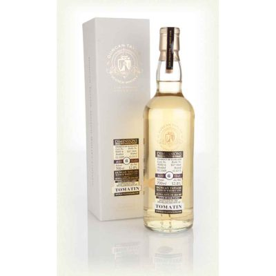 Duncan Taylor Dimensions 6 years old Tomatin Whisky