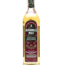 bushmills malt 5 years