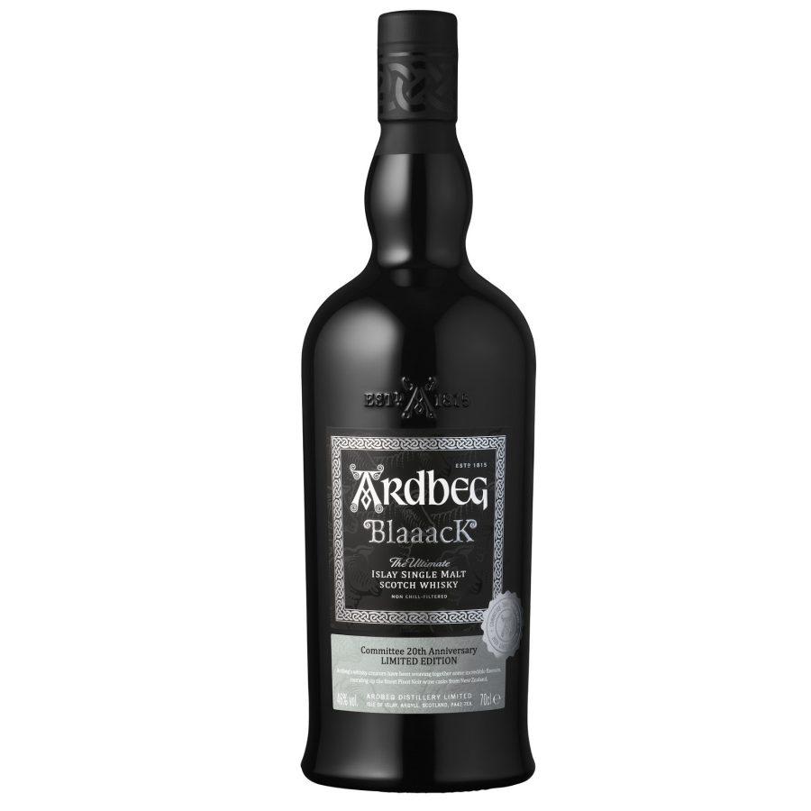 Ardbeg BlaaacK 20th anniversary Limited Edition