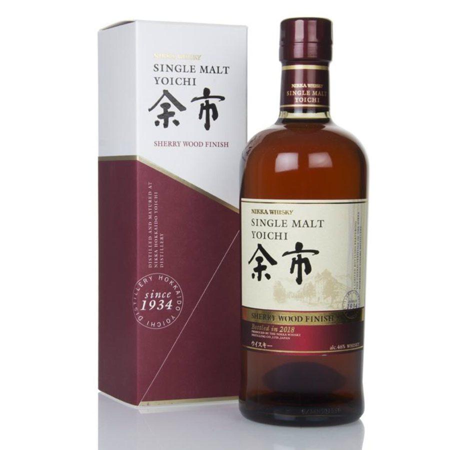 Nikka Yoichi Sherry Wood Finish Whisky