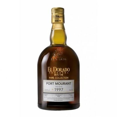 Rare Collection Port Mourant 1997 - El Dorado Demerara Rum