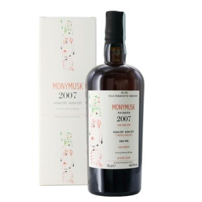 Monymusk 2007 13 Years Old Cask Strength Mark MMW