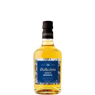 Ballechin 2005 cask n 907 Caroni Rum Cask Finish