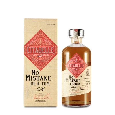 No Mistake Old Tom Gin Citadelle