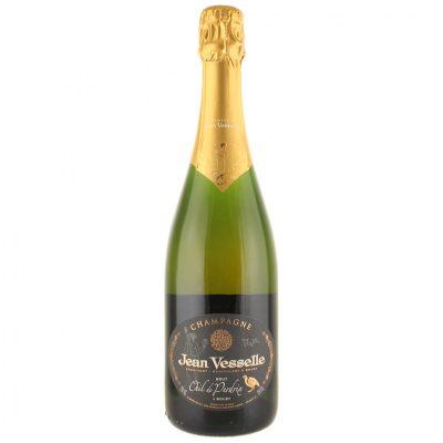 Jean Vesselle Champagne Oeil de Perdrix Brut