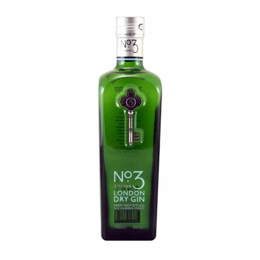 N° 3 London Dry Gin Berry Bros & Rudd