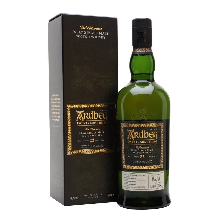 Ardbeg Twenty Something The Ultimate 22 years Whisky