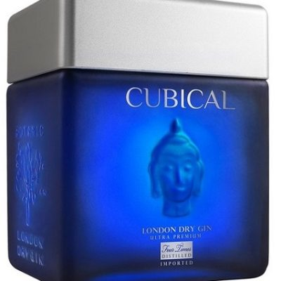 Cubical London Dry Gin Ultra Premium