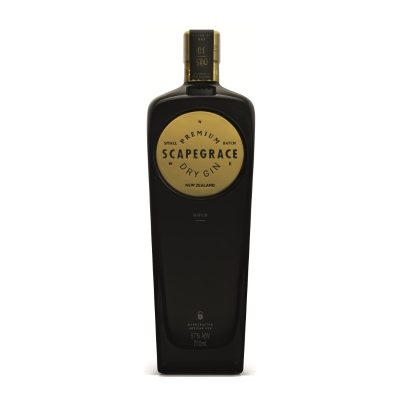 Scapegrace Premium Dry Gin New Zeland
