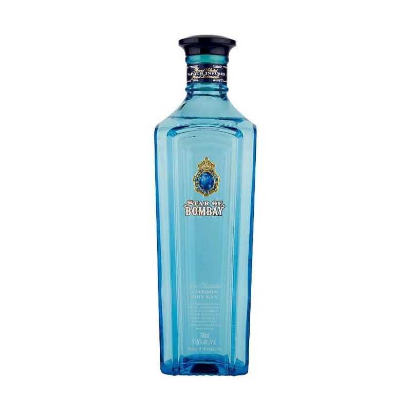 Star of Bombay Slow Distilled London Dry Gin