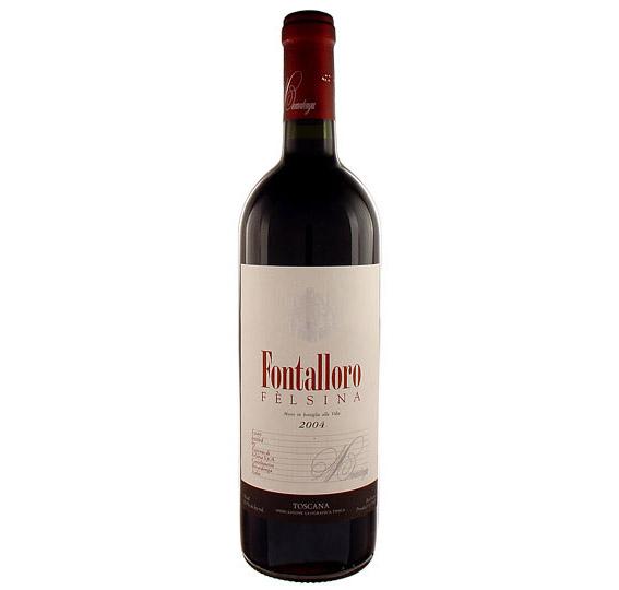 Fontalloro 2004 Fèlsina