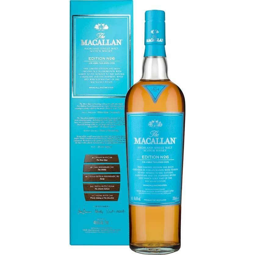 Macallan Edition n°4 Whisky