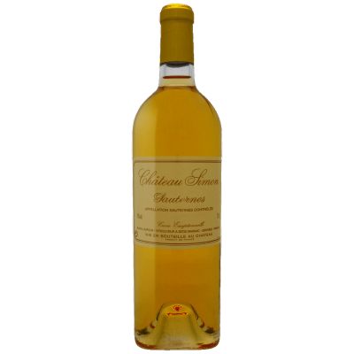 Sauternes 2005 375ml Chateau Simon