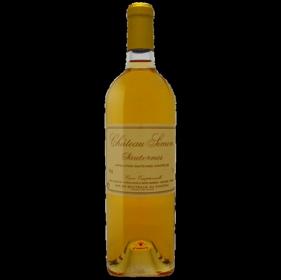 Sauternes 2005 375ml Chateau Simon