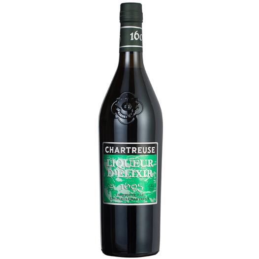 Chartreuse Liquer d'Elixir 1605