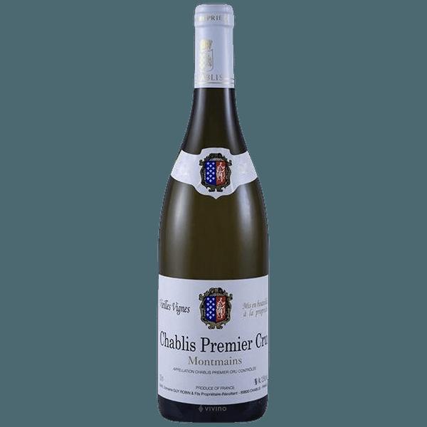 Montmains Chablis Premier Cru 2018 Vieilles Vignes