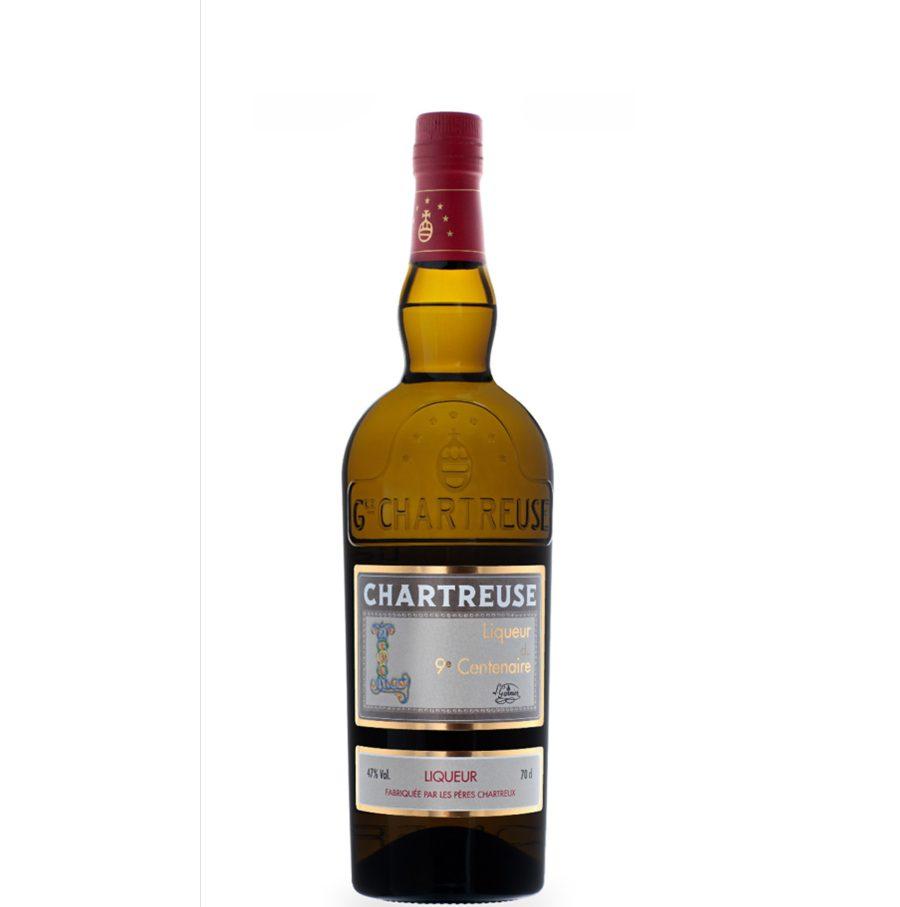 Chartreuse Liquer du 9 Centenaire