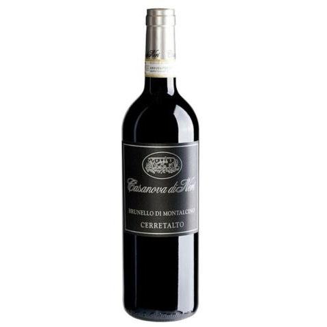 Cerretalto Brunello di Montalcino 2015 Magnum 1,5 Litre Casanova di Neri