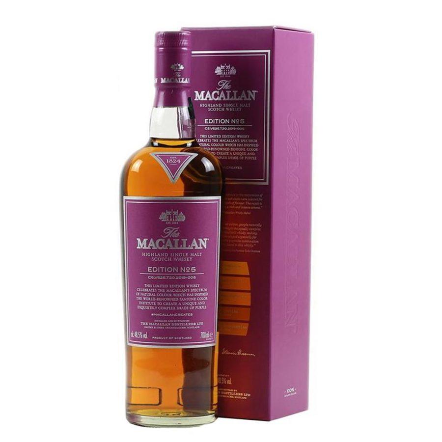 Macallan Edition n°5 Whisky