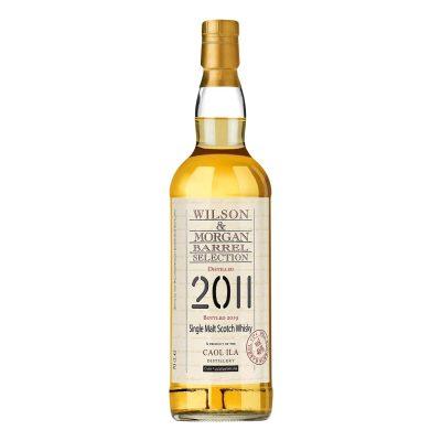 Wilson & Morgan barrel selection distilled 2011 Bottled 2019 Caol Ila Whisky