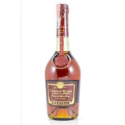 Cognac Cordon Rubis Martell