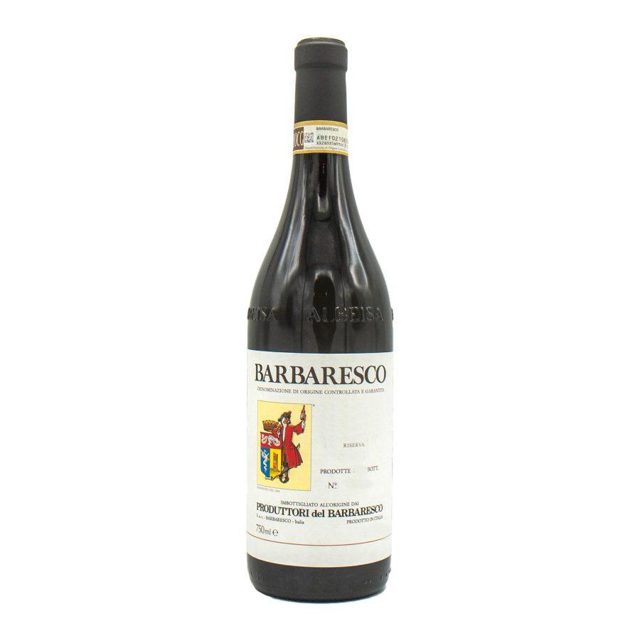 Barbaresco Montestefano Magnum 1.5 Litre Riserva 2016 Produttori del Barbaresco