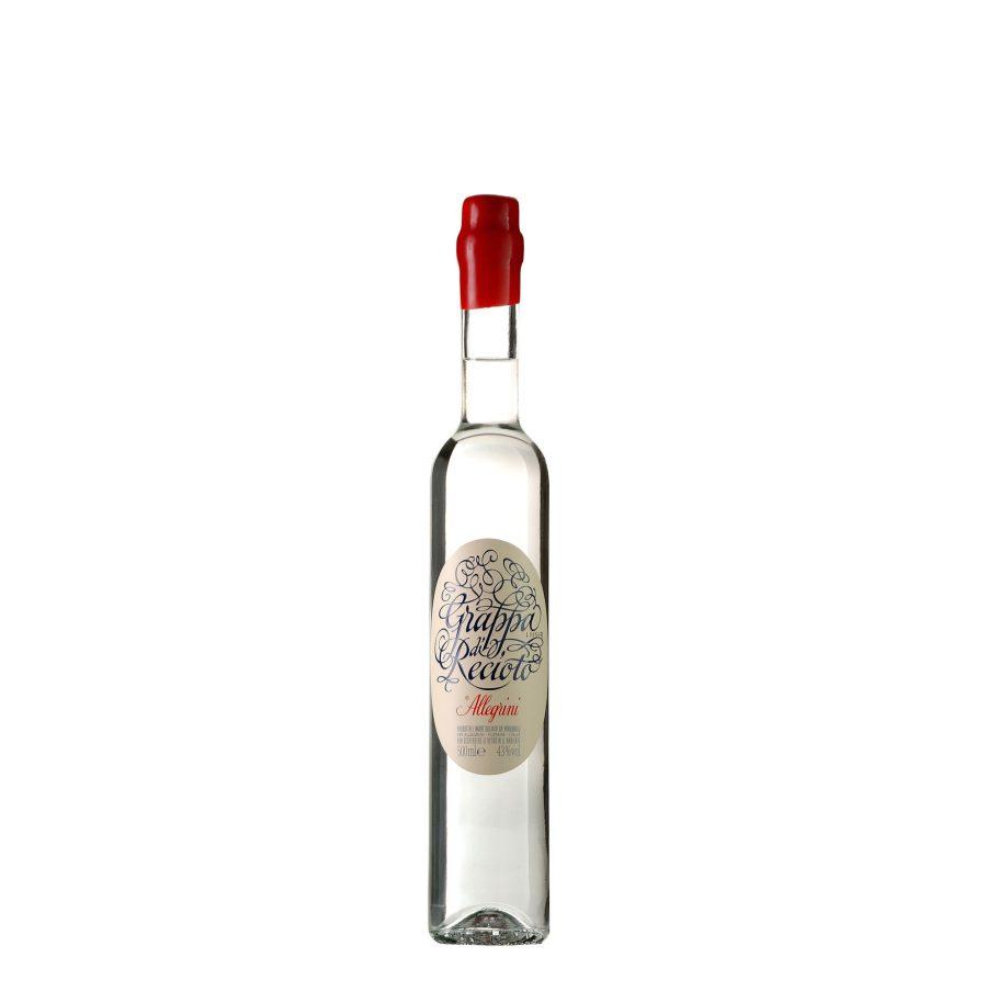 Grappa di Recioto Allegrini Bianca 500 ml