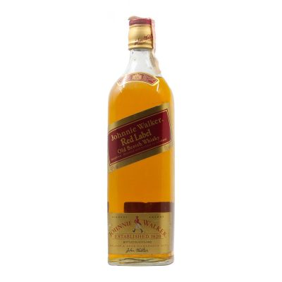 Johnnie Walker Red Label 1 Litre Vintage