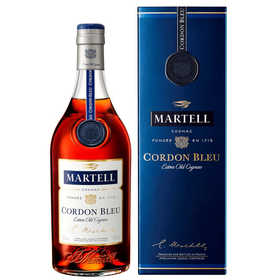 Cognac Cordon Bleu Extra Old Martell