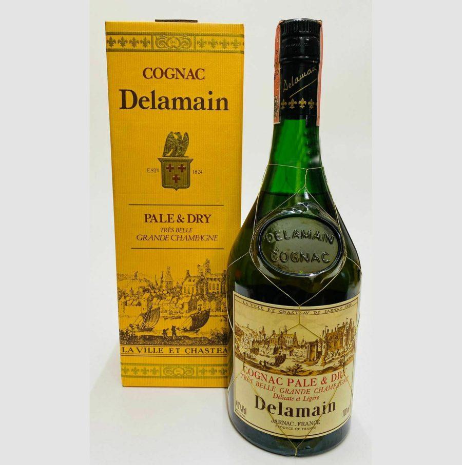 Cognac Pale and Dry Delamain