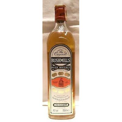 Bushmills Whisky The Original Vintage