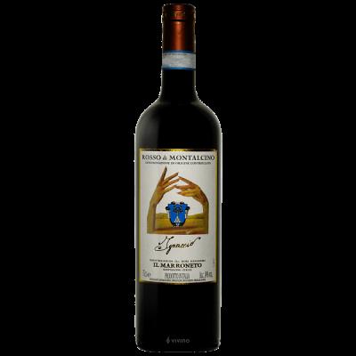 Ignaccio 2016 Rosso di Montalcino Il Marroneto