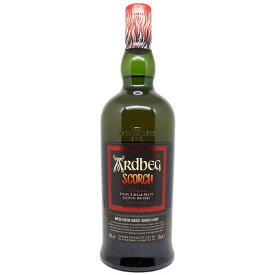 Ardbeg Scorch Limited Edition Whisky