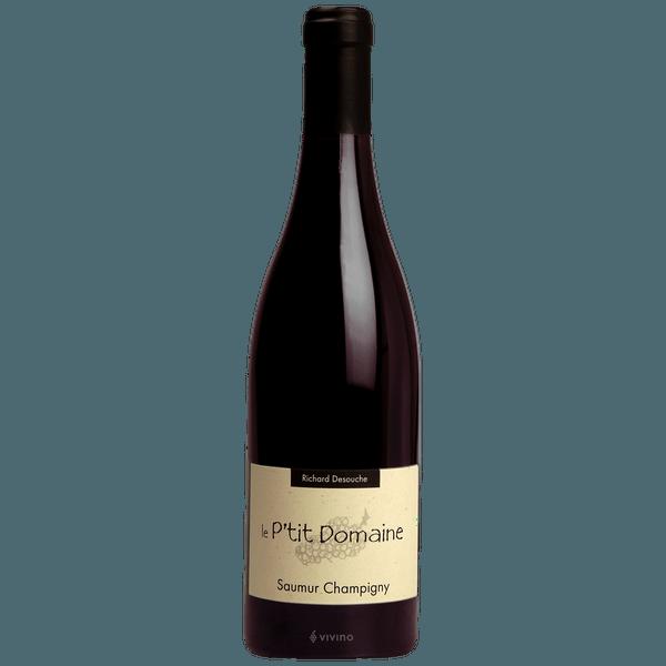 Le Clos Lintier 2016 Saumur Champigny Richard Desouche