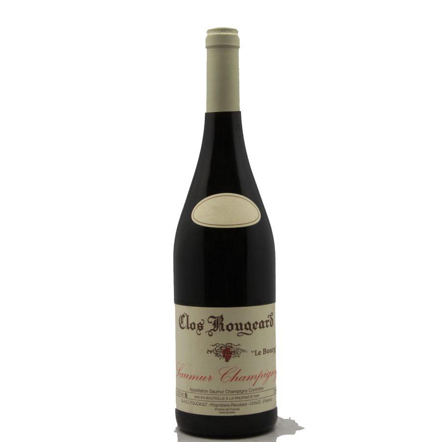 Le Bourg 2015 Saumur Champigny Clos Rougeard