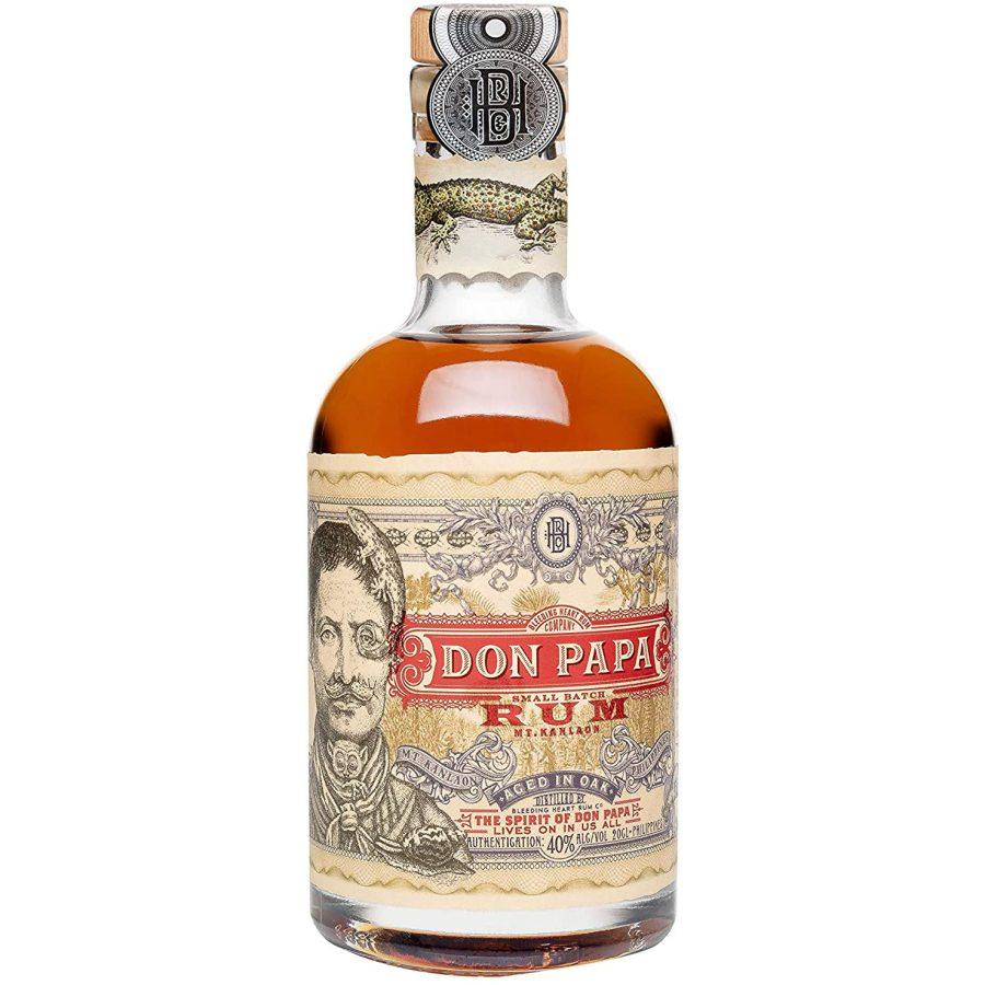 Rum Don Papa Aged in oak 7 years
