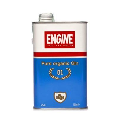EnGine 01 Pure Organic Gin 500 ml