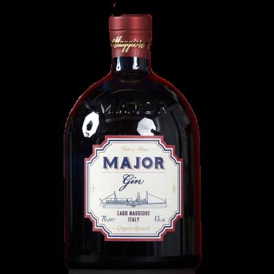 Gin Major lago Maggiore