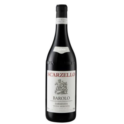 Barolo Sarmassa Vigna Merenda 2015 Scarzello