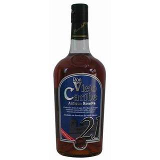 Rum Viejo Caribe Antigua Reserva 21 Years Old