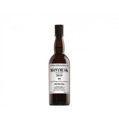 Monymusk 2010 MSB 9 Years Jamaica Rum LM&V