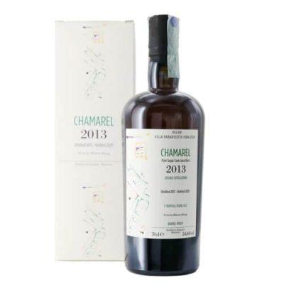 Chaemarel 2013 bottled 2020 Barrel Proof  Rum Velier Villa Paradisetto