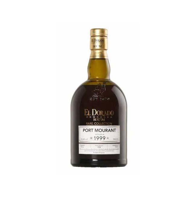 Rare Collection Port Mourant 1999 – El Dorado Demerara Rum