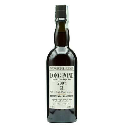 Long Pond 2007 TECC 11 Years Jamaica Pure Single Rum LM&V