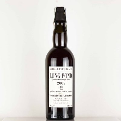 Long Pond 2007 TECA 12 Years Jamaica Pure Single Rum LM&V