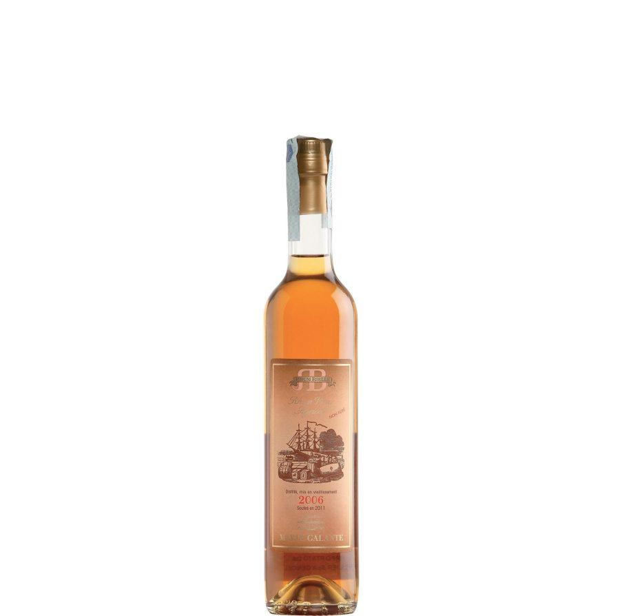 Rum Bielle Vieux Agricole 2006 Marie Galante