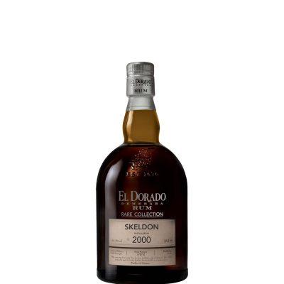 Rare Collection Skeldon 2000 – El Dorado Demerara Rum